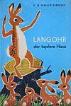 Trompeterbuch: Langohr der tapfere Hase